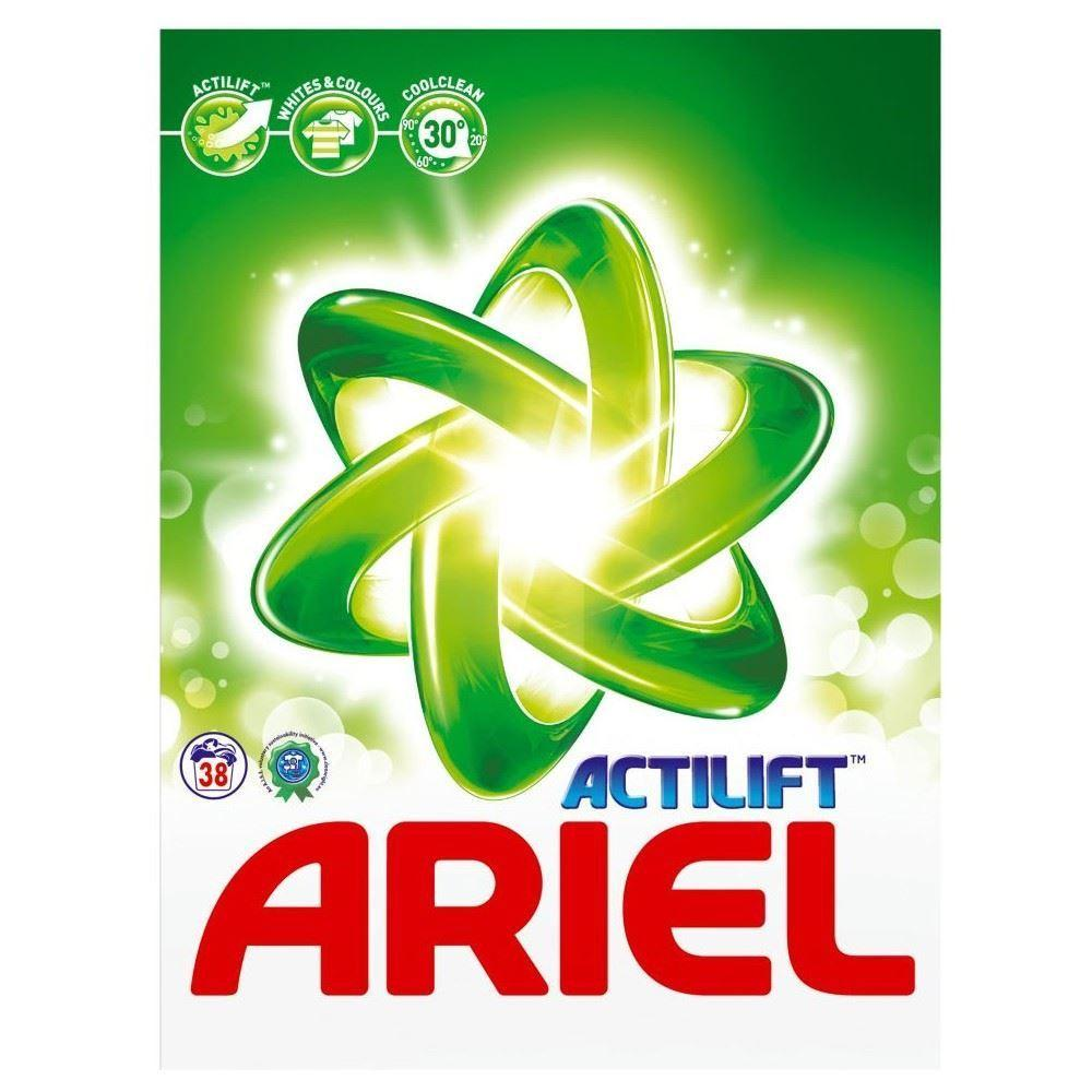 Ariel Actilift Biological Powder 38 Washes