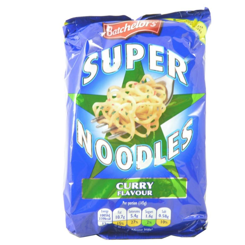 Batchelors Super Noodles Curry Flavour 90g