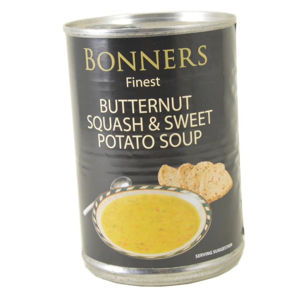 Bonners Butternut Squash and Sweet Potato Soup 400g