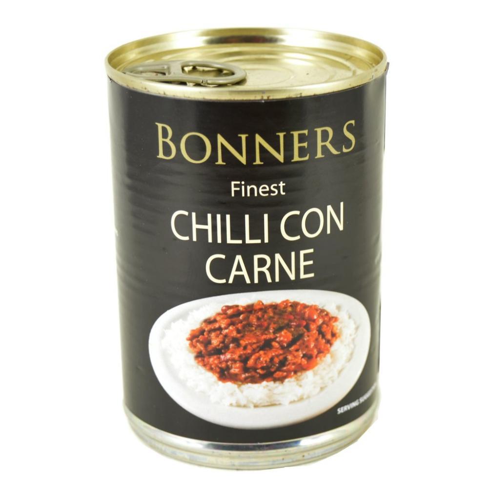 Bonners Finest Chilli Con Carne 400g