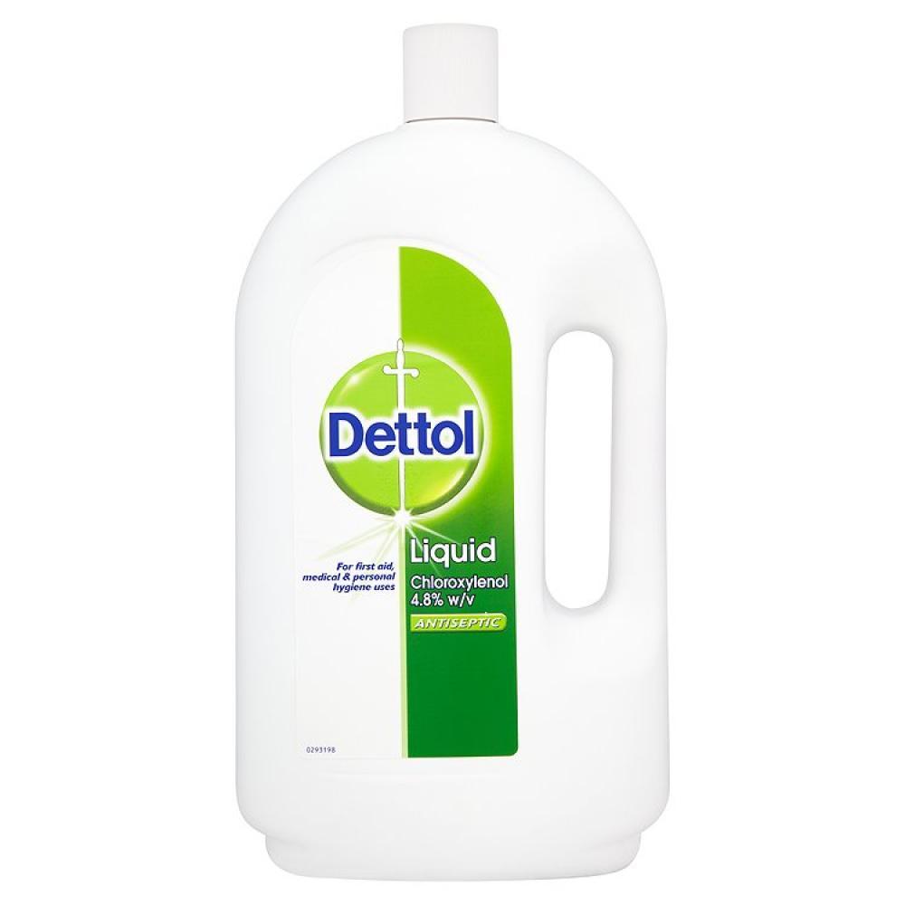 Dettol Liquid Antiseptic 4L
