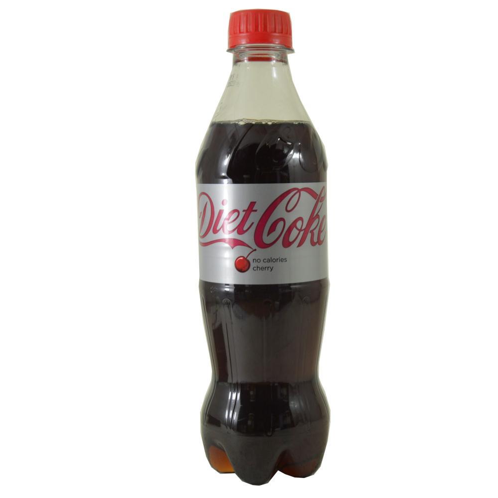 Diet Coke Cherry 500ml