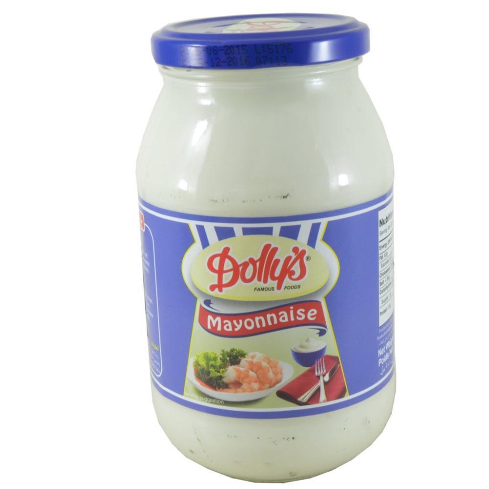 Dollys Dollys Mayonnaise  500ml 500ml