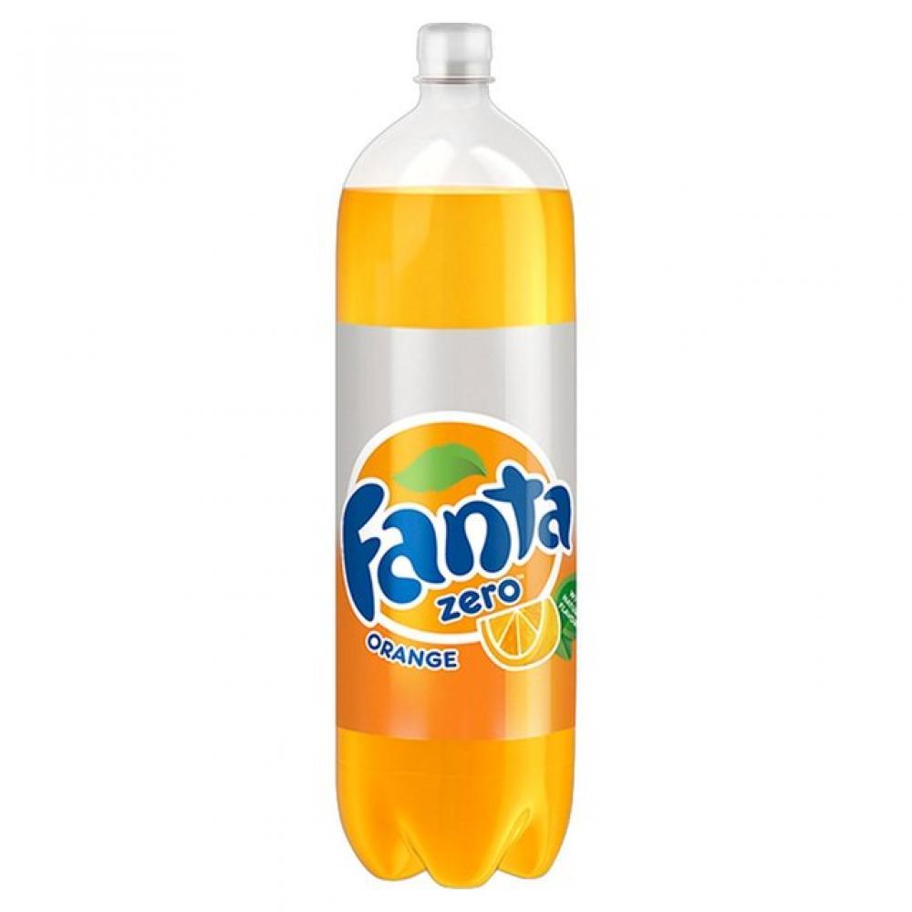Fanta Zero Orange 2 Litre | Approved Food