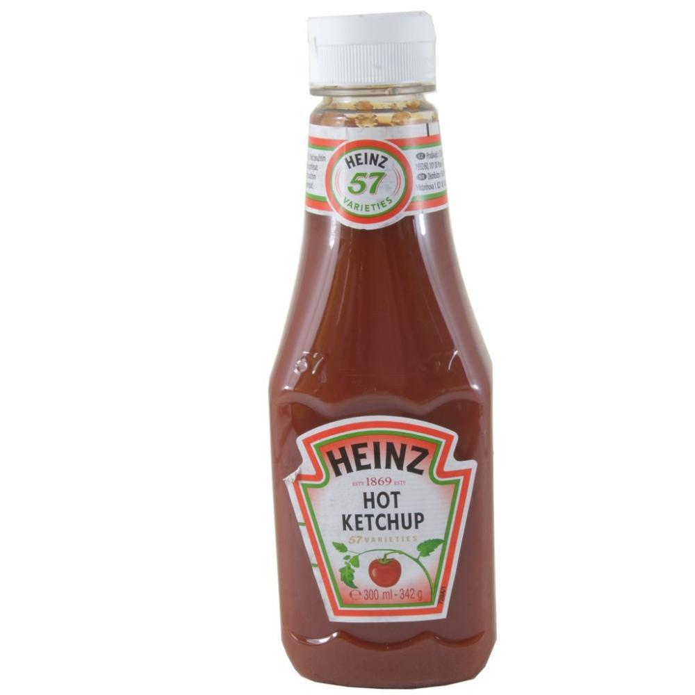 Heinz Hot Ketchup 300ml