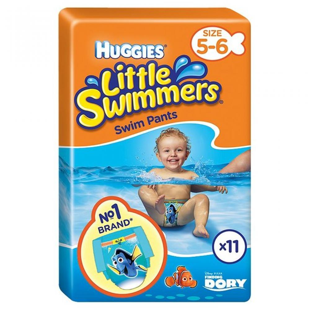 Huggies Little Swimmers Size 5 to 6 Pack Of 11