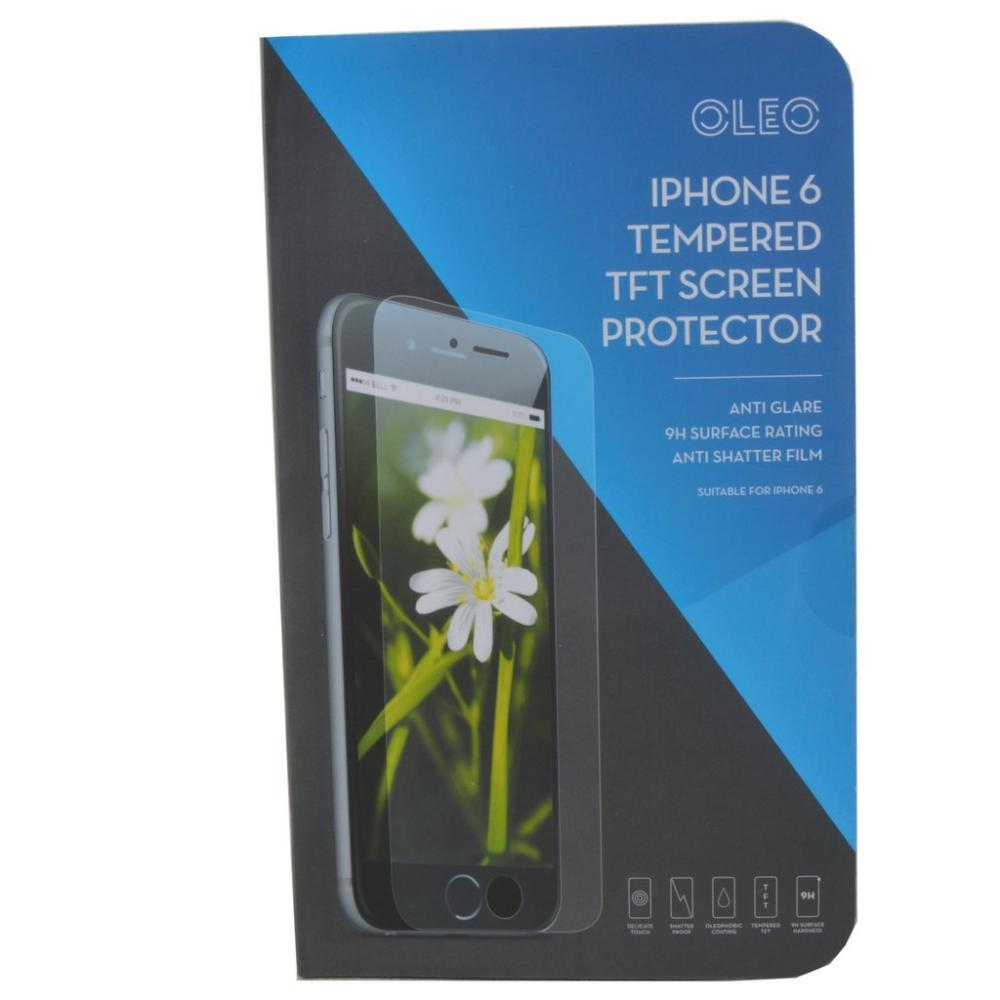 Oleo Iphone 6 Tempered TFT Screen Protector