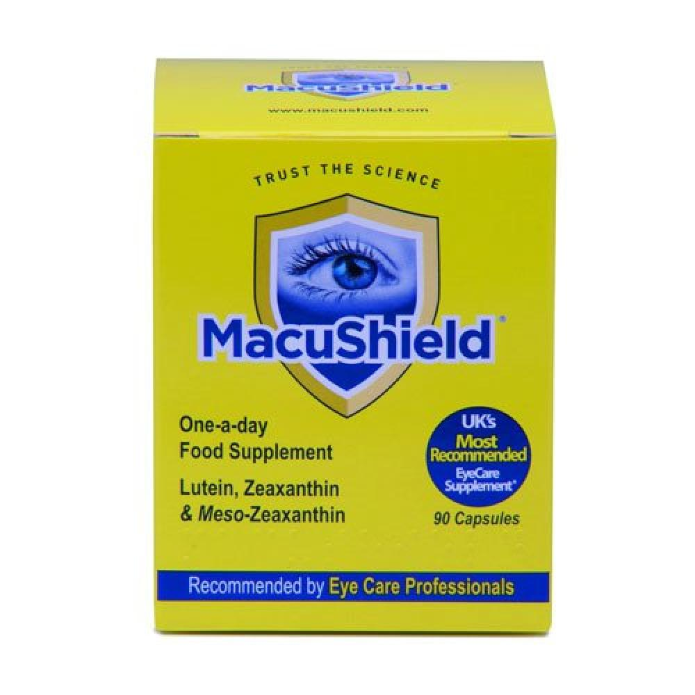 Macushield One a Day Food Supplements