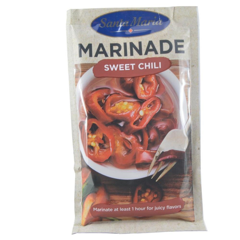 CLEARANCE  Santa Maria Marinade Sweet Chili 75g