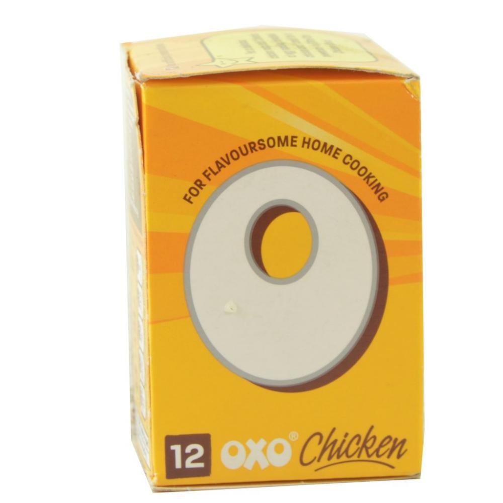 Oxo 12 Chicken Stock Cubes