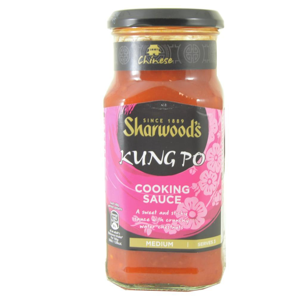 Sharwoods Kung Po Cooking Sauce 425g