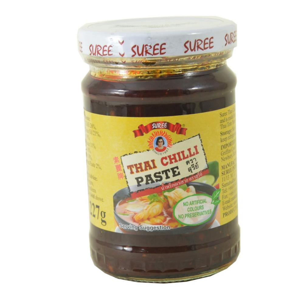Suree Thai Chilli Paste 227g