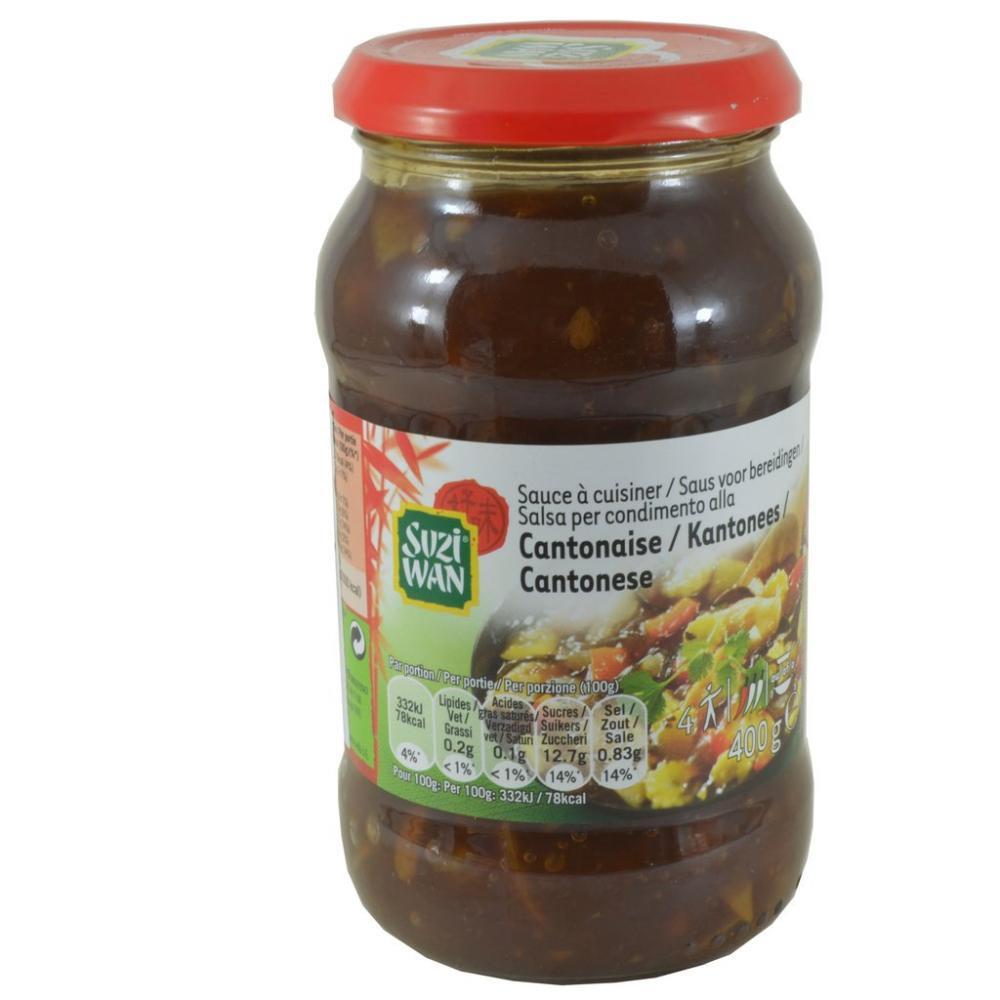 Suzi Wan Cantonese Sauce 400g