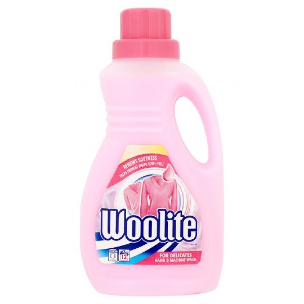 Woolite Hand and Machine Wash Liquid Detergent 750ml