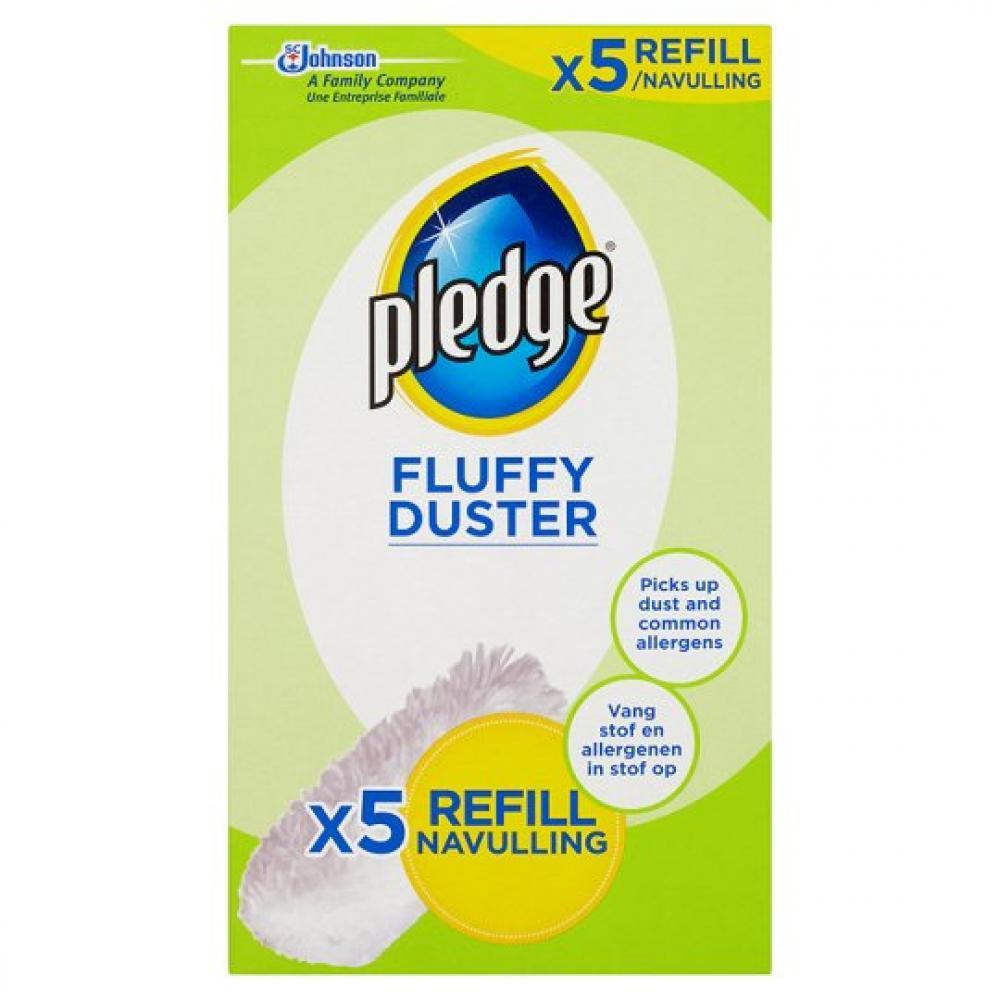SC Johnson Pledge Fluffy Duster 5 Refill
