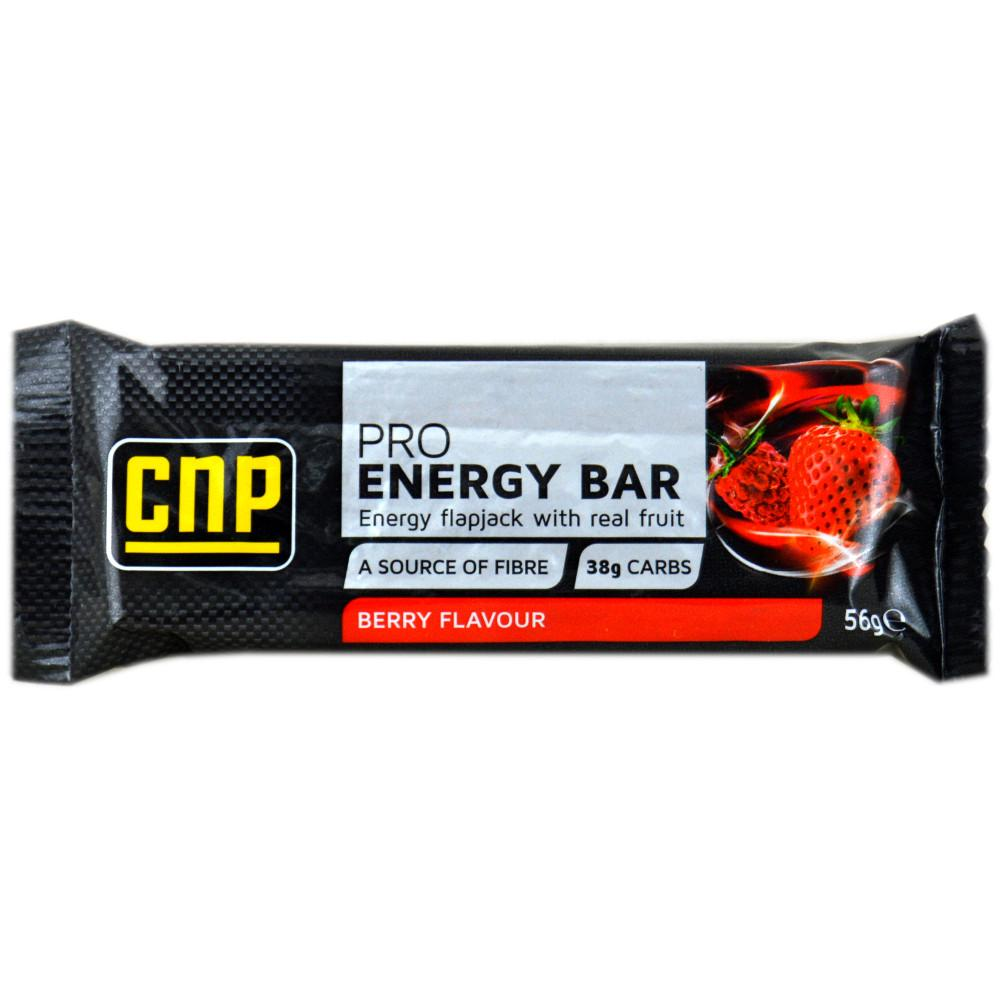 CNP Pro Energy Bar Berry Flavour 56g 56g 56g