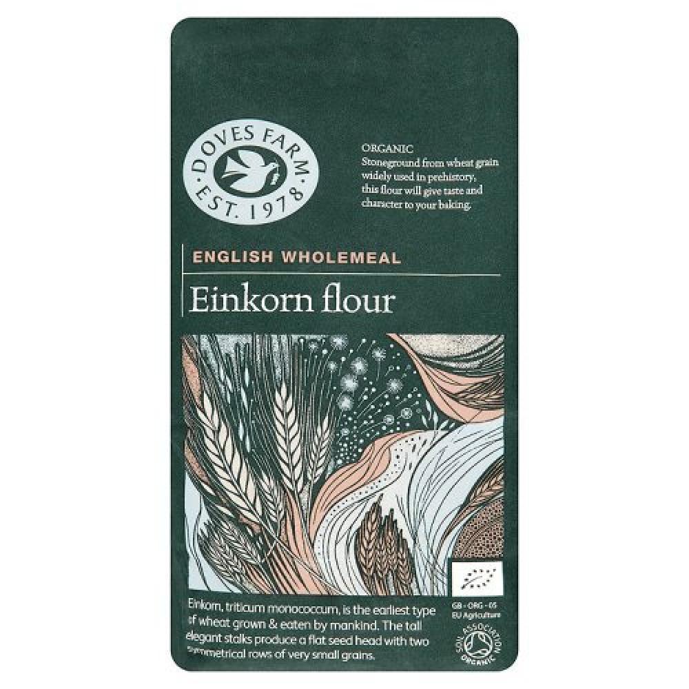 Doves Farm Organic Einkorn Flour 1 K g