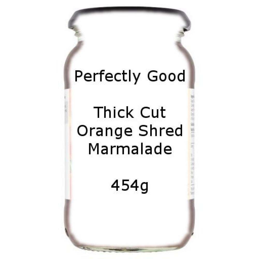 Perfectly Good Thick Cut Orange Shred Marmalade 454g 454g