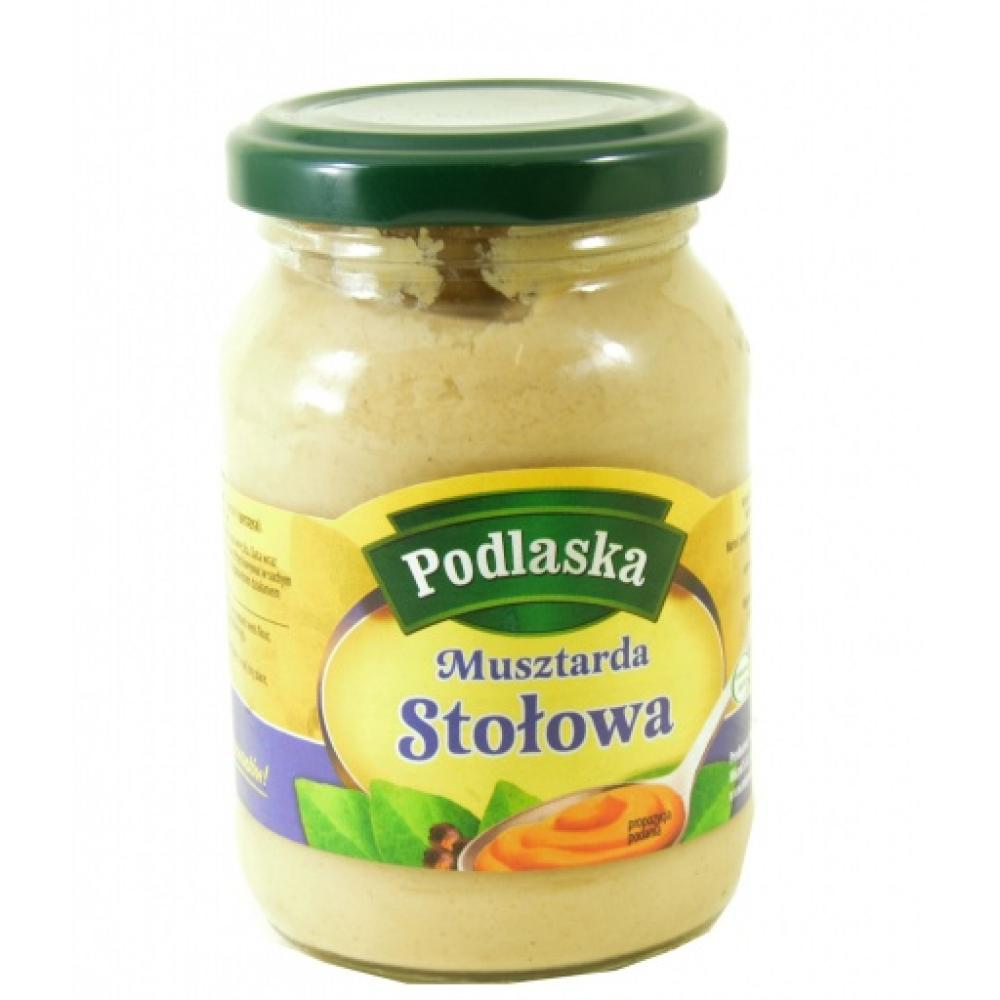 FURTHER REDUCTION  Podlaska Mustard 190g