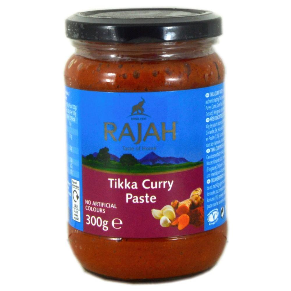 Rajah Tikka Curry Paste 300g
