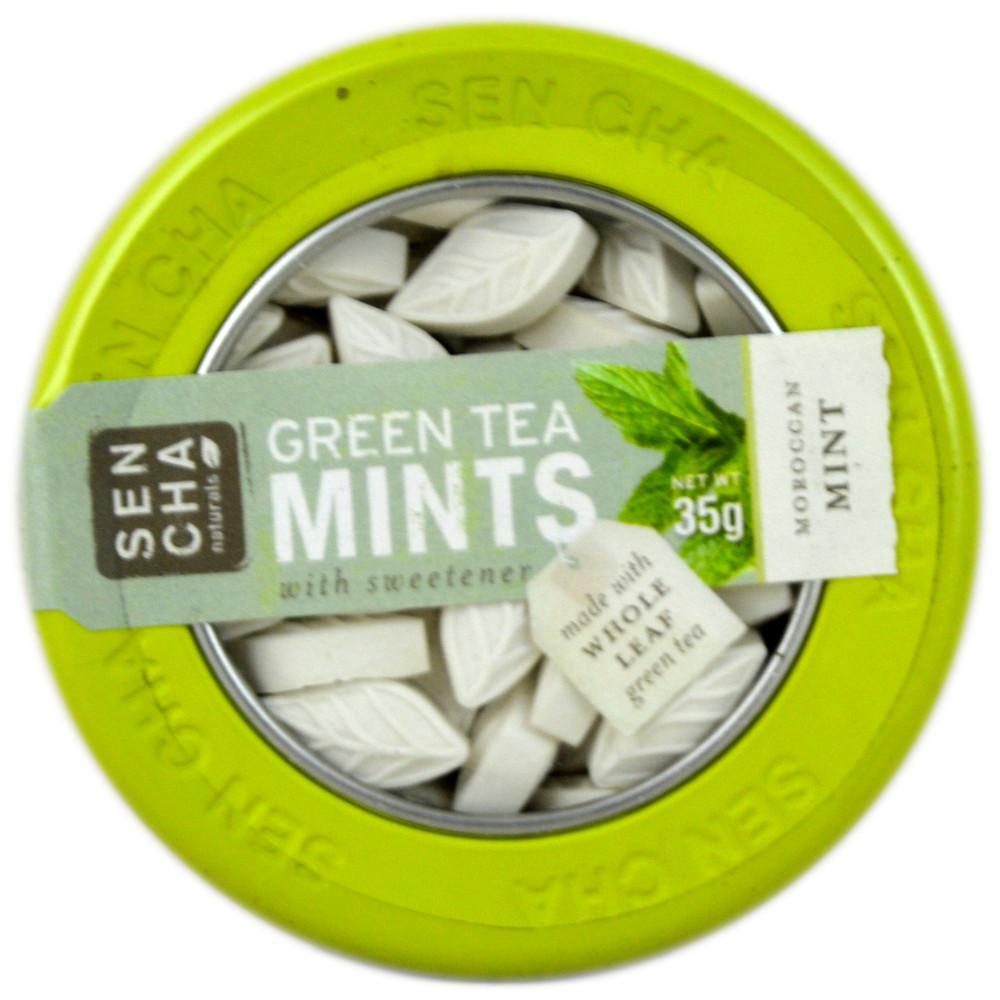 FURTHER REDUCTION  Sen Cha Green Tea Mints 35g