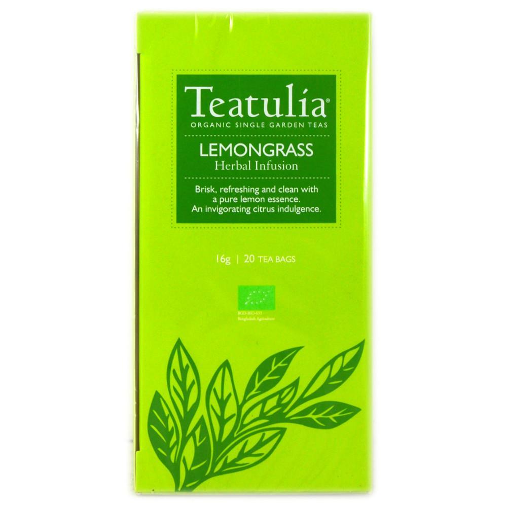 Teatulia Lemongrass 16g - 20 Bags 16g - 20 Bags