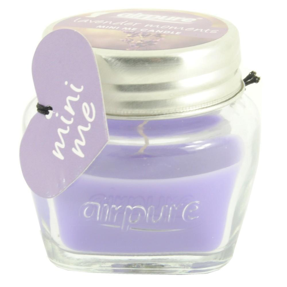 Airpure Lavender Moments Mini Me Candle