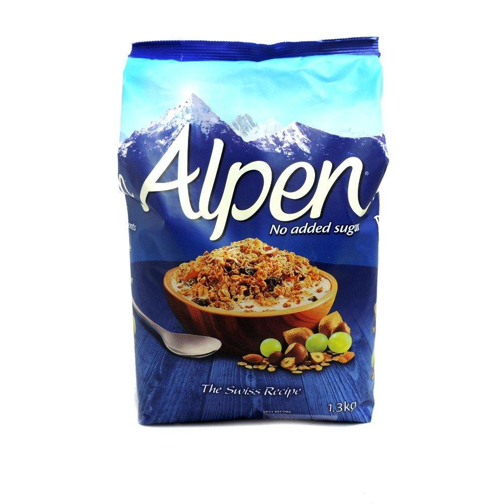 Alpen The Swiss Recipe No Added Sugar Original Cereal 1.3kg