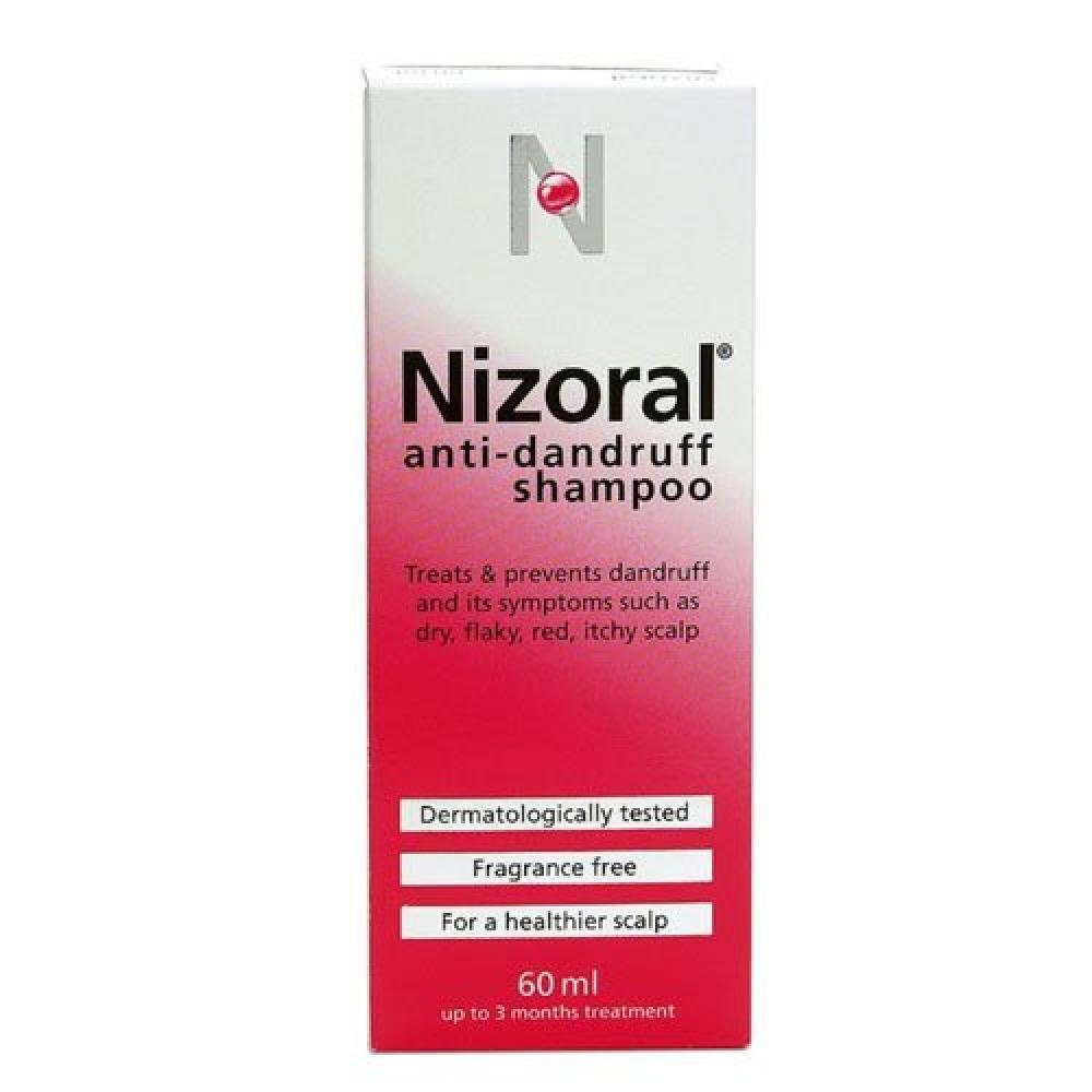Nizoral Anti Dandruff Shampoo 60ml