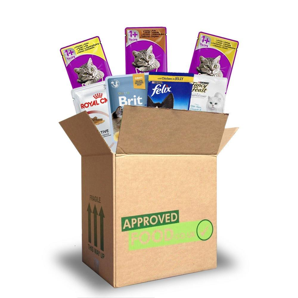 Approved Food Cat Food Lucky Box