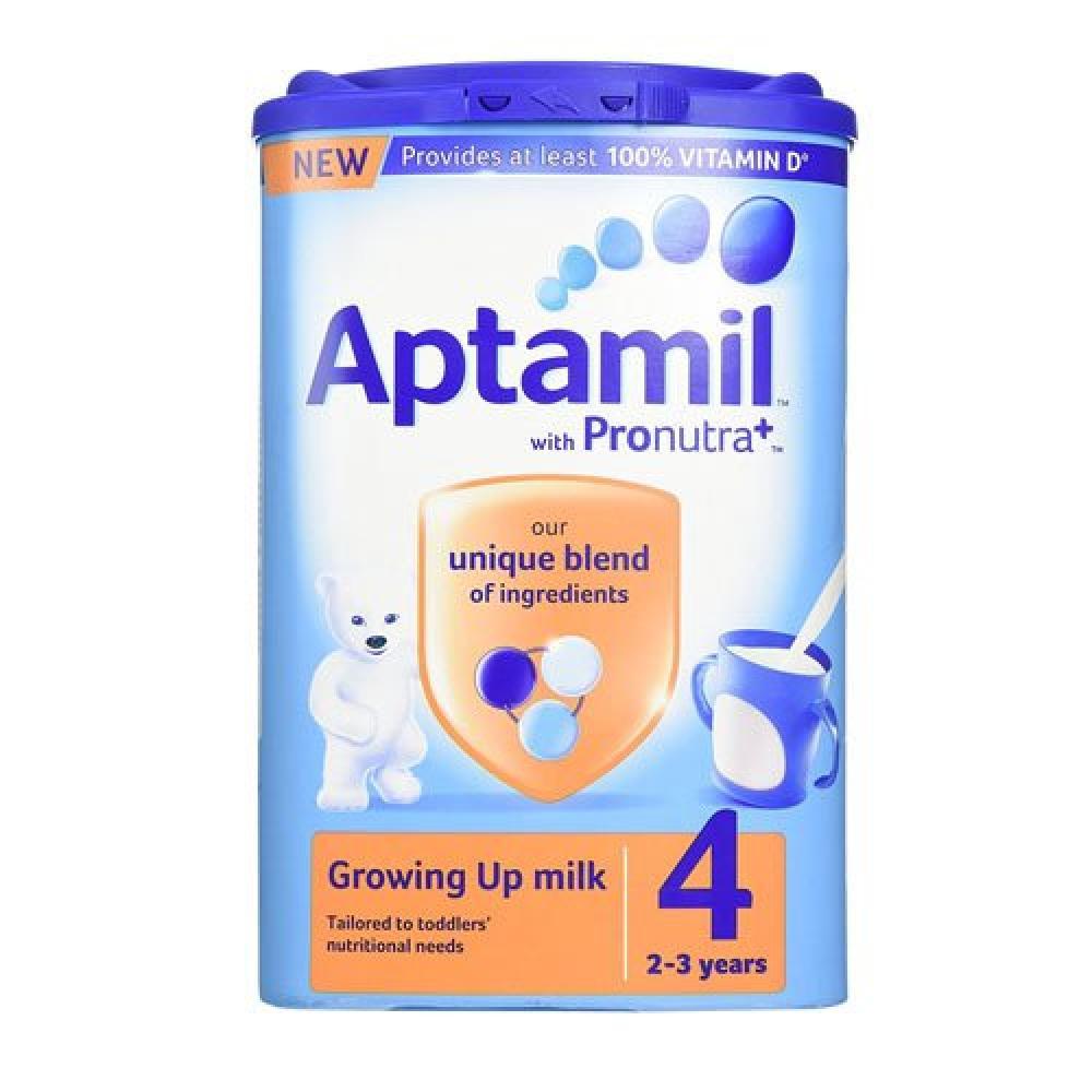 Aptamil Stage 4 Growing Up Milk Powder 800g