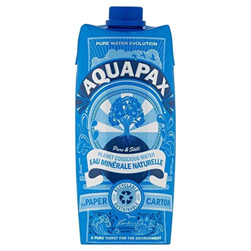 Aquapax Still Natural Mineral Water 500 ml