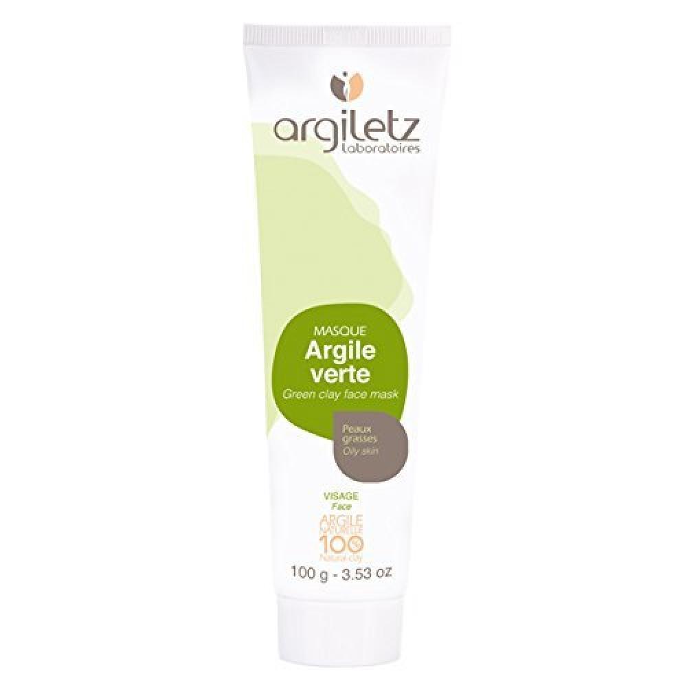 Argiletz Laboratories Green Clay Face Mask 100g