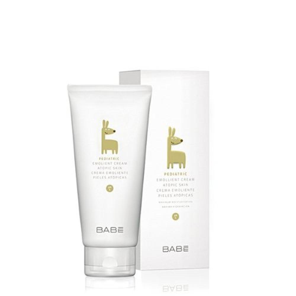 Babe Laboratorios Pediatric Emollient Cream 200 ml