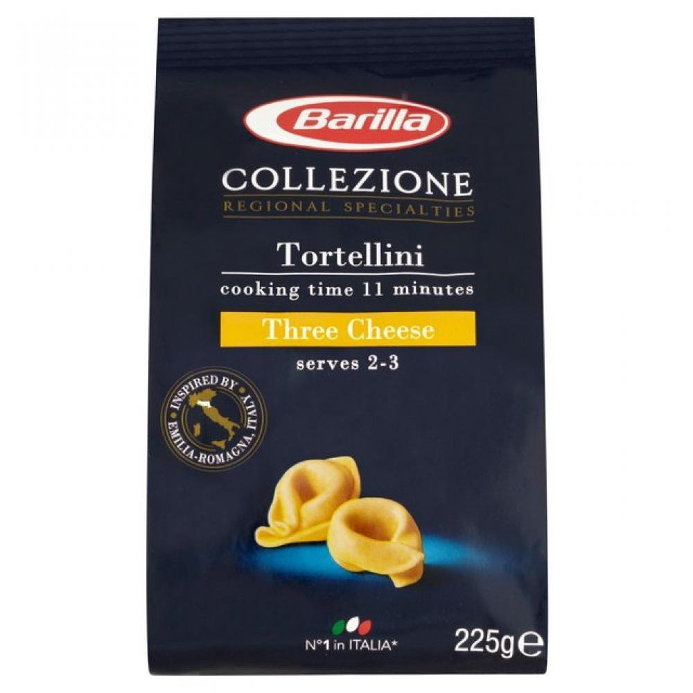 Barilla Tortellini Three Cheese 225g