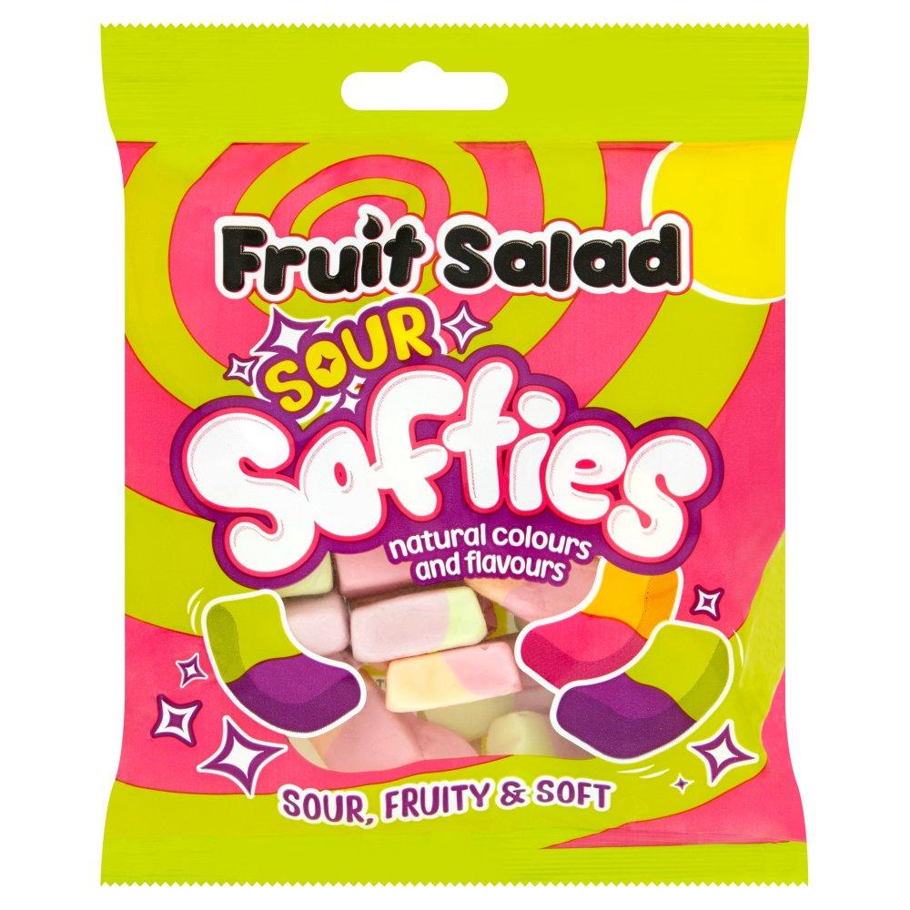 Barratt Sours Softies Fruit Salad 120g