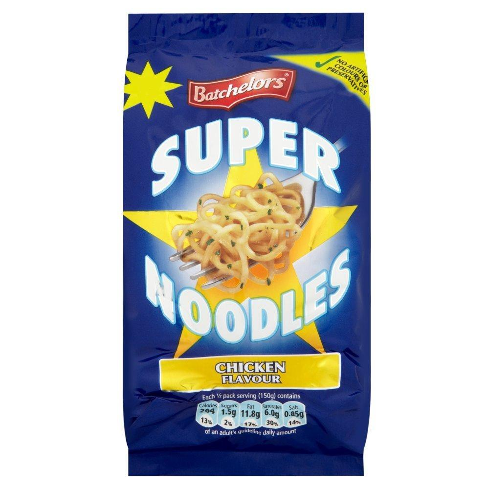 Batchelors Super Noodles Chicken Flavour 100g