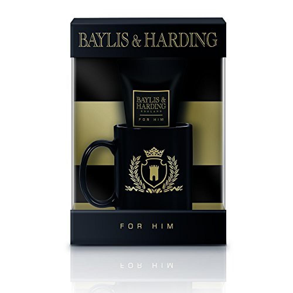 Baylis and Harding Black Pepper and Ginseng Mug Set
