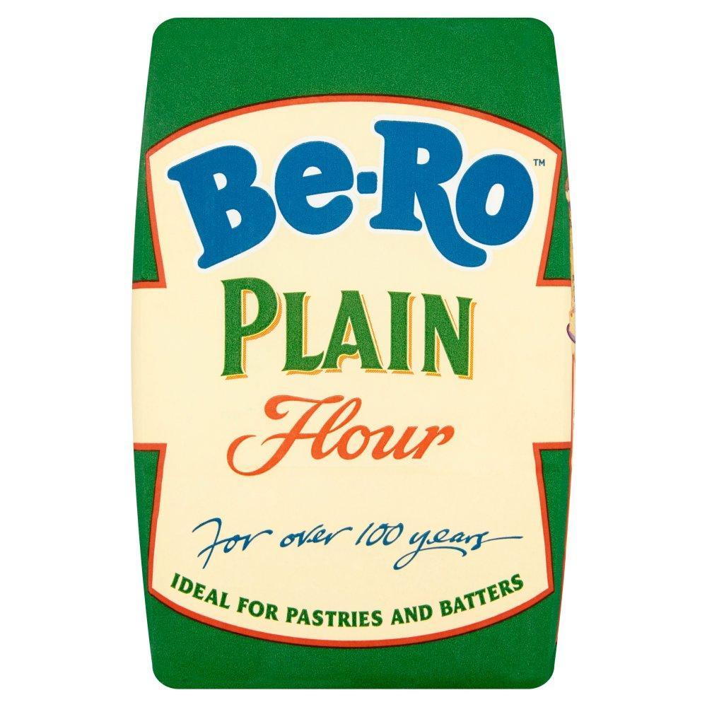 Be Ro Plain Flour 1.25kg