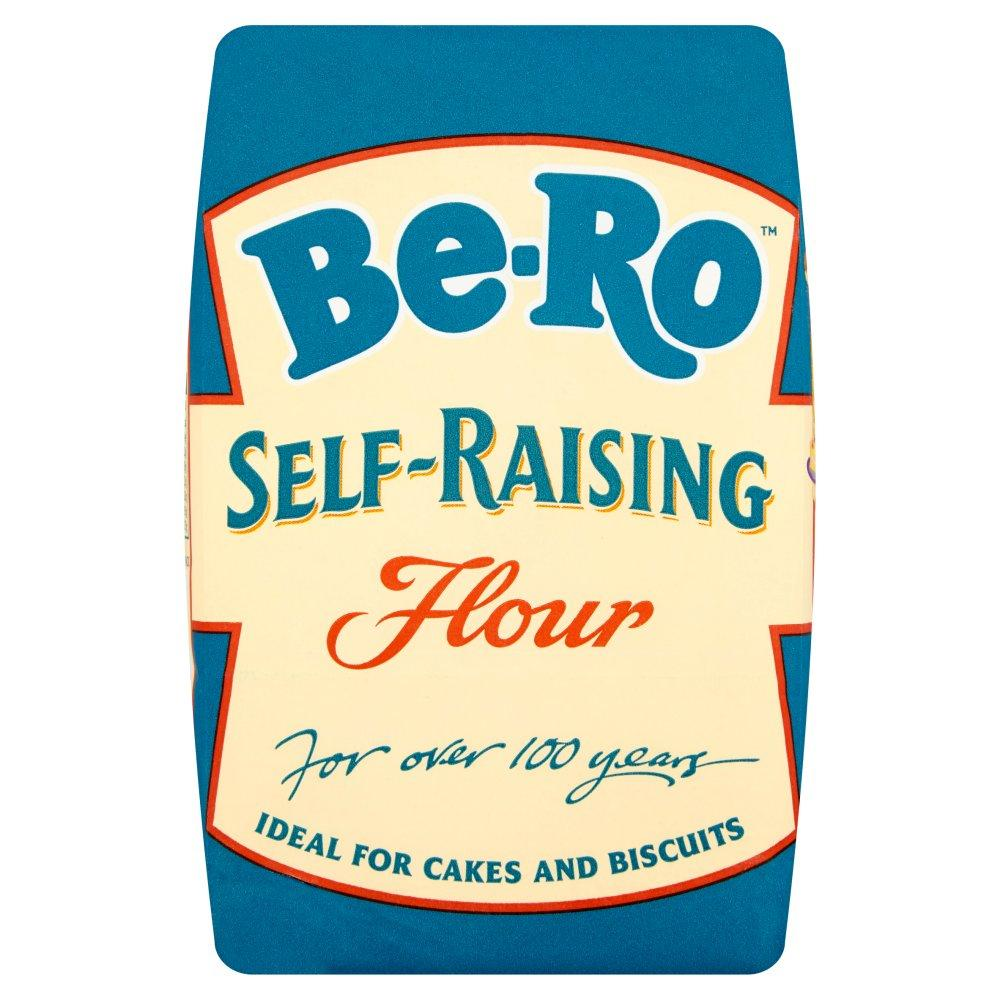 Be Ro Self Raising Flour 1.25kg