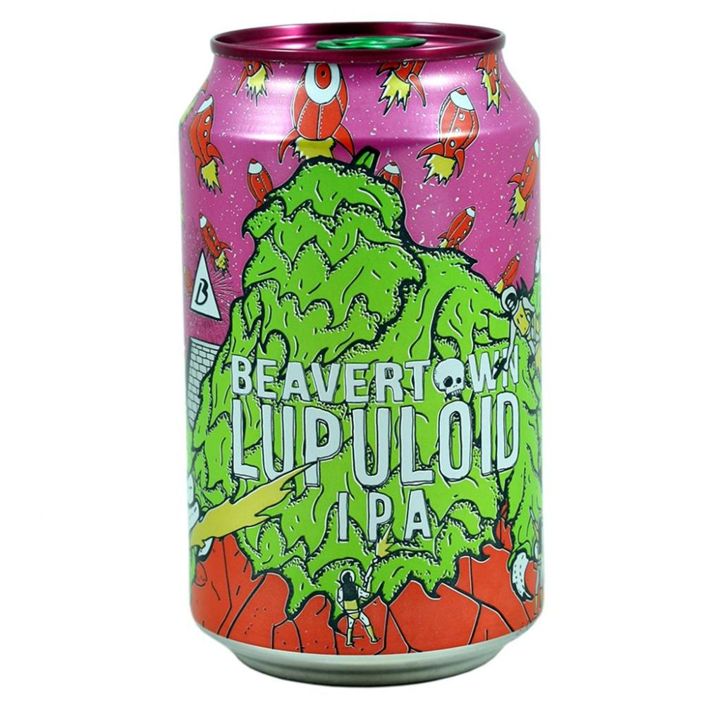 Beavertown Brewery Lupuloid IPA 330ml