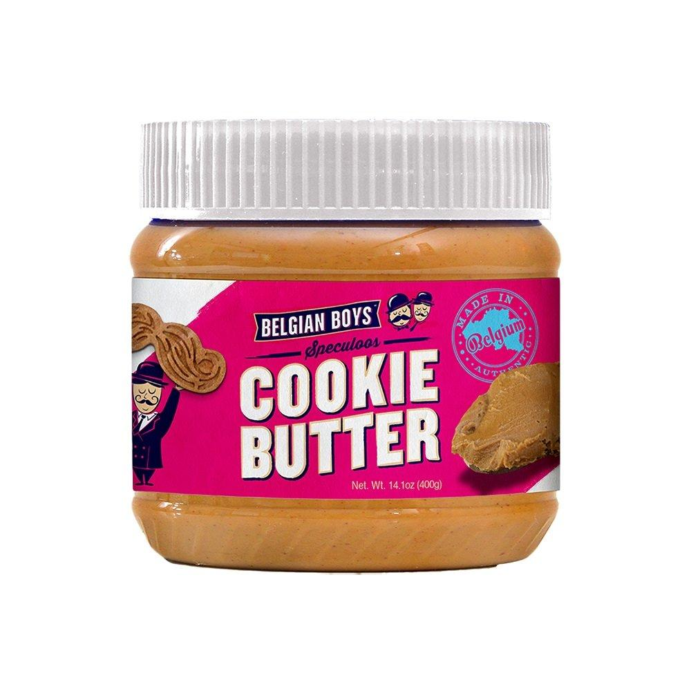 Belgian Boys Cookie Butter 400g
