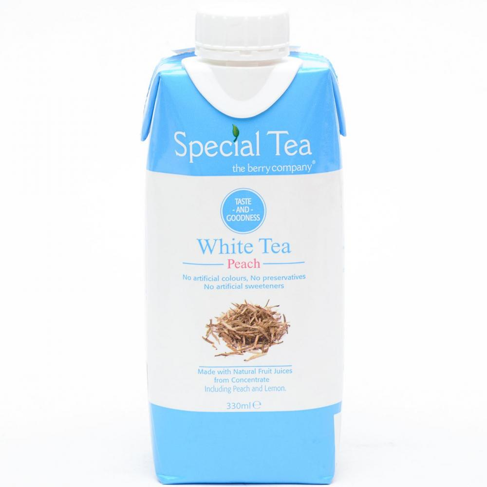 Berry White Tea and Peach Drink 330ml