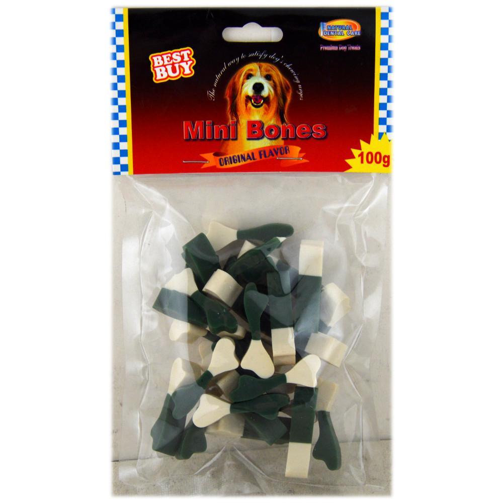 Best Buy Mini Bones 100g