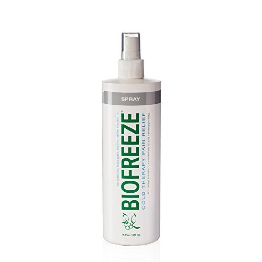 Biofreeze Pain Relieving Spray 473 ml