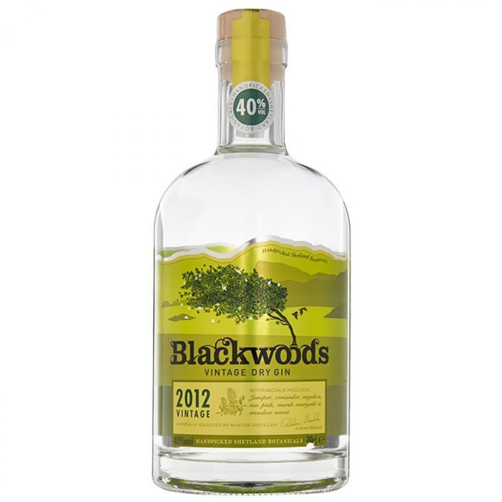Blackwoods 2012 Vintage Dry Gin 700ml