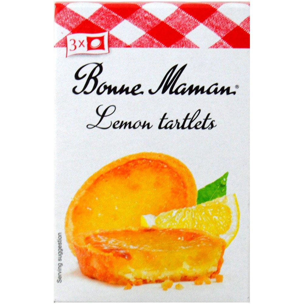 Bonne Maman Lemon Tartlets 40g