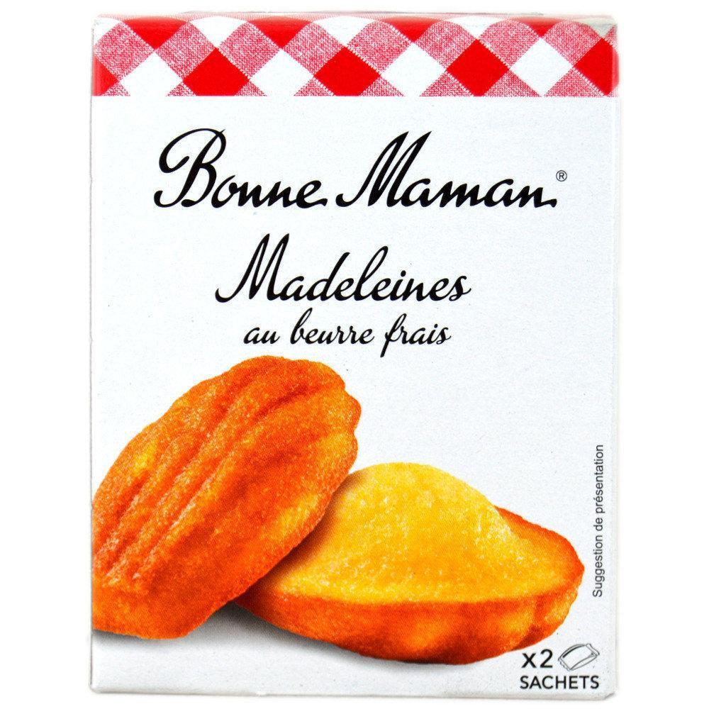 Bonne Maman Madeleines au Beurre Frais 50g