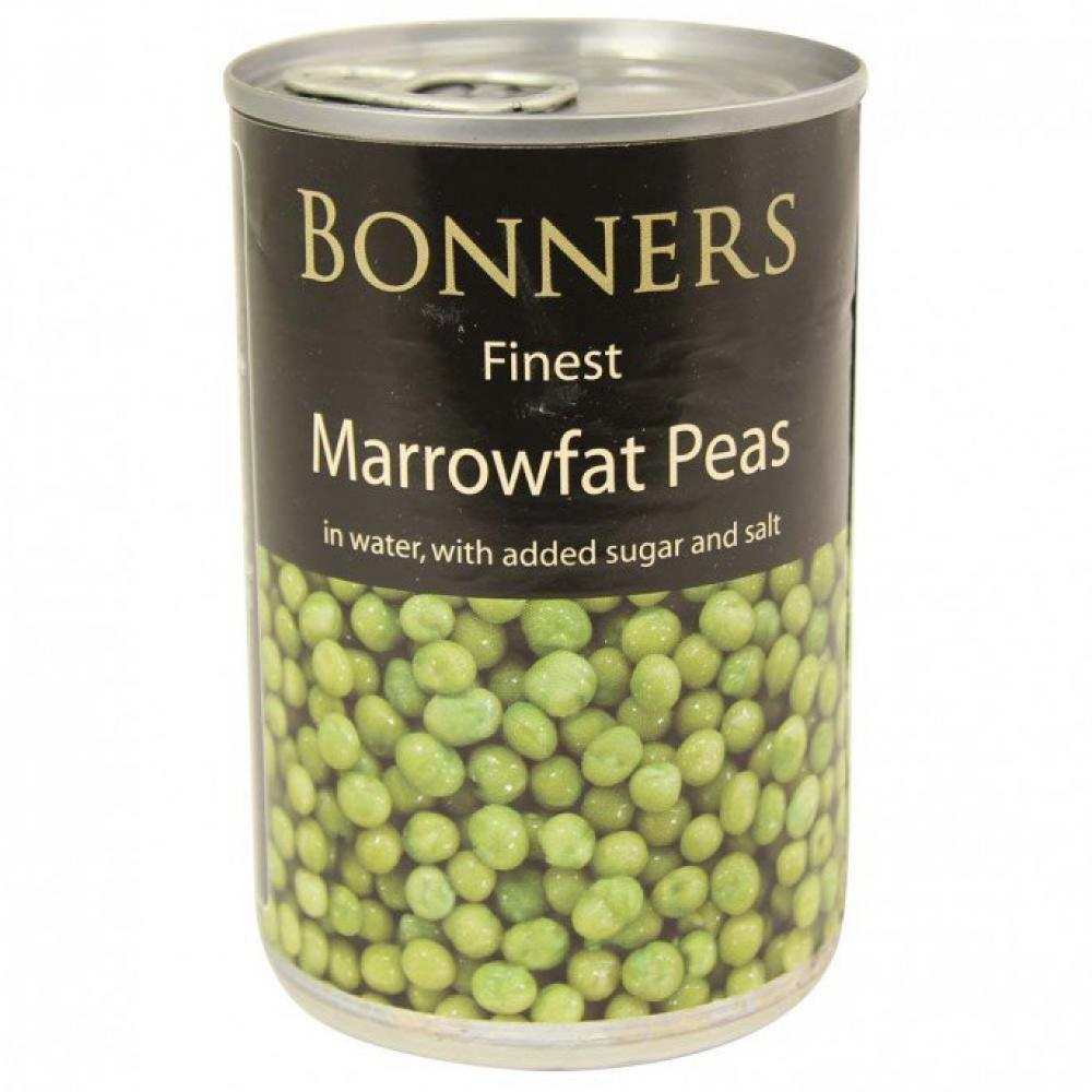 Bonners Finest Marrowfat Peas 300g
