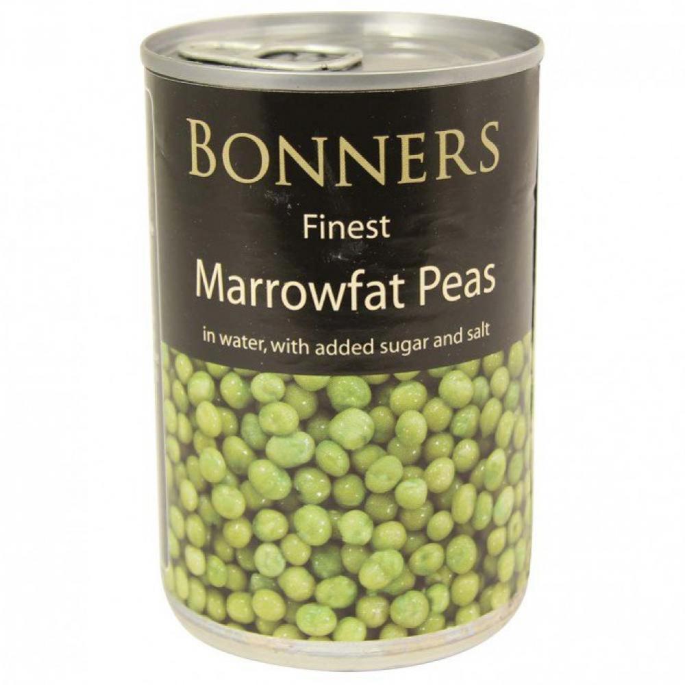 Bonners Finest Marrowfat Peas 538g
